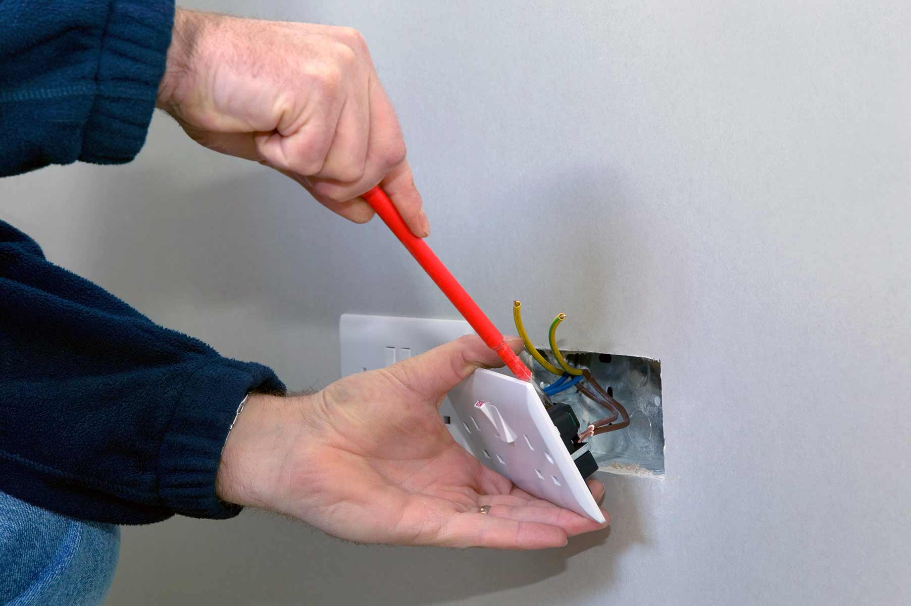 Our electricians can install plug sockets for domestic and commercial proeprties in Penge and the local area.